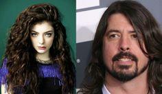 Encendidos elogios de Dave Grohl a Lorde