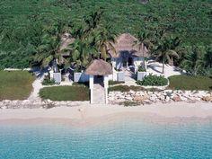 Private Island Villas - Musha Cay