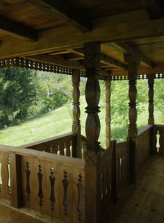 Vernacular Architecture, Architecture Design, Wood Shutters, Forest House, Village Houses, Pergola Plans, Beautiful Architecture, Next At Home, Traditional House