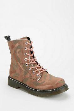 B By Aperire Army Lace-Up #urbanoutfitters