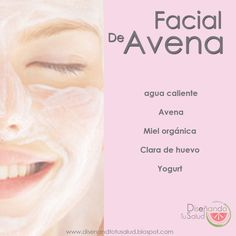 Diseñando tu Salud : Facial de Avena