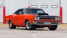 1969 Dodge Super Bee : musclecar