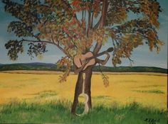 Musik aus der Natur Acrylic on canvas