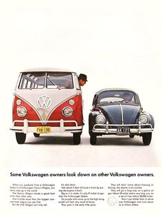 Volkswagen Camper Van and Beetle, I want them in my garage!