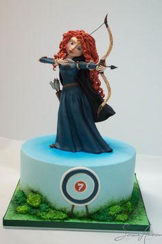 brave cake by Soraia Amorim
