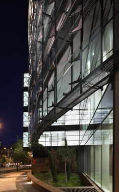 Architecture Office Building by LH14 Arquitectos