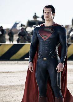 Henry Cavill as Superman/Clark Kent in Man of Steel (2013)