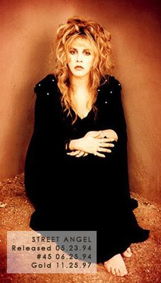 Released on May quietly retreated to her Paradise Valley sanctuary for three years until the largest reunion in rock history took place. Buckingham Nicks, Lindsey Buckingham, Blond, Stephanie Lynn, Stevie Nicks Fleetwood Mac, Beautiful Voice, Female Singers, Her Music, Her Style