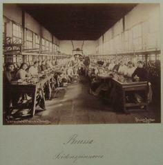 BURSA-İpek ipliği fabrikası