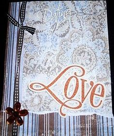 Great idea for starting a couple's journal with your spouse.