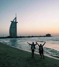 Lovers in Dubai Jadine, 1st Day, Dubai, Teen, Lovers, First Day
