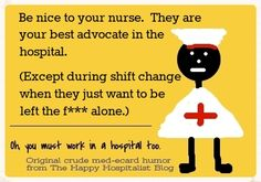 See the big collection of nursing ecard humor...