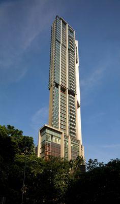39 Conduit Road, Hongkong-China, 190.8 m, completion 2009, architect-ennis Lau & Ng Chun Man Architects & Engineers