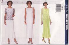 http://www.weddingstuff2014 LADIES SEWING PATTERN Butterick 5416 Easy Top and by retrochick66, $6.95