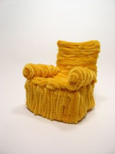 pipe cleaner chair