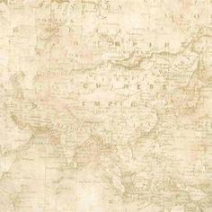 Beige World Map Wallpaper World Map Wallpaper, Home Wallpaper, Nautical Wallpaper, Interior Design Layout, Antique World Map, Brown Wallpaper, World Map Poster, Beige Aesthetic, Wallpaper Samples