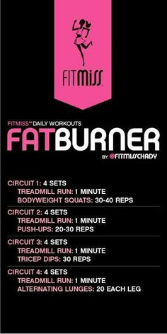 Fat Burner by fitmiss