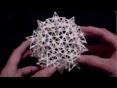 3ders.org - video 3D Print Fractal Icosahedron
