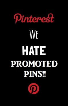 Please repin. Perhaps if we flood Pinterest with this request they will listen!