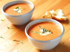 Crockpot Roasted Garlic Tomato Soup is the perfect way to take advantage of all the ripe and in-season tomatoes. Using a crockpot…