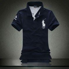 9c24c8f598c7 ralph lauren Men big pony short polo shirt - adore this!