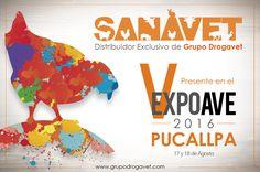 SANAVET distribuidor exclusivo de Grupo Drogavet participará en la V EXPOAVE 2016 – Pucallpa Dinosaur Stuffed Animal, Blog, Animals, Group, News, Animais, Animales, Animaux, Blogging