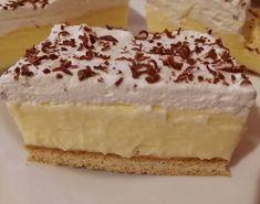 Francia felhő süti, nem Franciakrémes, ez még annál is jobb! Vanilla Cake, Naan, Sweets, Snacks, Cookies, Food, Recipe, Recipes, France