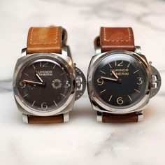 #Panerai's (Models 203 & 372) #mens #watches