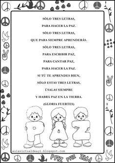 Peace Crafts, Ap Spanish, Dual Language, Insight, Kindergarten, Religion, Classroom, Teacher, Activities