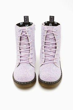 Sugar Beaded Combat Boot