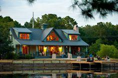 The Lake House At Bulow Plantation in South Carolina