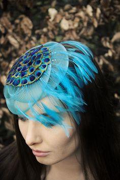 •❈• Hats - Peacock