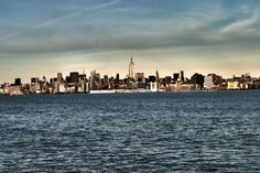 it's good to sometimes leave the city to enjoy it's full view Nyc Skyline, New York City, Pictures, Travel, Beautiful, Photos, Viajes, New York, Destinations