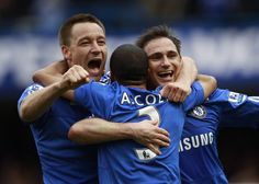 John Terry and Frank Lampard - Yahoo Image Search results