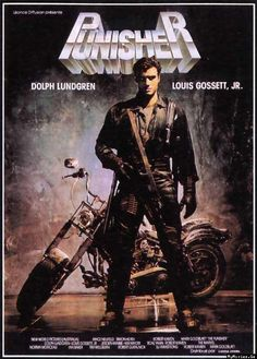 Dolph Lundgren in The Punisher (1989) Dolph is a bad frank castle. As with most hero movies done in the 80's they think they need to rewrite the story and it just doesn't work with the Punisher. They just need to leave the story alone and go with it. They finally did it with War Zone but that was way to late. 2 of 5