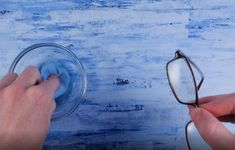 Check out these ways to remove those scratches and gunk from your glasses for good. Eye Glasses Cleaner, Baby Shampoo, Simple Life Hacks, Rubbing Alcohol, Cleaning Solutions, Polished Brass, Eyeglasses, Helpful Hints, Tired