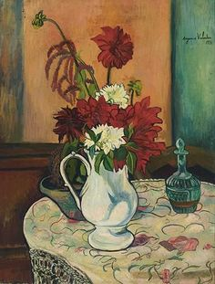 Artworks of Suzanne Valadon (French, 1867 - 1938)