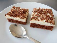 Eskymo řezy neboli eskymáček řezy jsou u nás velice oblíbené, nejsou náročné na přípravu a chutnají opravdu famózně. Eskymo řezy jsou ... Sweet Desserts, Tiramisu, Food And Drink, Pudding, Baking, Ethnic Recipes, Nova, Florida, Retro