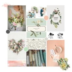Whoops missed Moodboard Monday again! I was to busy starting the groundwork for an exciting web design project! Here's a little sneak peek of the look and feel for the project ahead