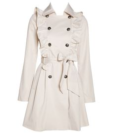 Alannah Hill trench