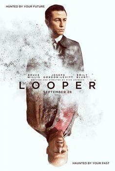被年輕的自己殺掉的不愉快的時光旅行:LOOPER