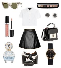 """""""Marc Jacobs"""" by cris-conde ❤ liked on Polyvore featuring Marc by Marc Jacobs and Marc Jacobs"""