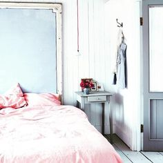 Easy Dorm or Bedroom ideas to DIY: Drop In Some Grey Accents