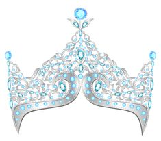Diamond Crown PNG Clipart