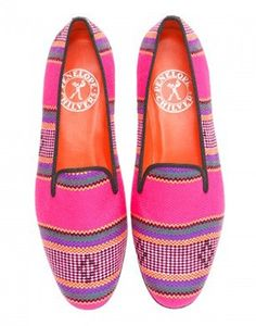 Penelope Chilvers Dandy Slippers