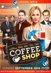 Coffee shop tmns Laura Vandervoort, All Movies, Movie Tv, Kevin Sorbo, Keys Art, Original Movie, All Video, Coffee Shop, Brewing