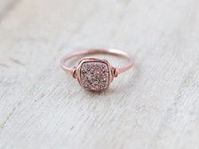 Gemstone in Rings - Etsy Jewelry