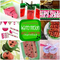 Watermelon inspired http://www.flickr.com/photos/54944908@N02/5859039886/
