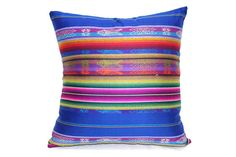 Ecuador cushions covers  Indigenous fabrics from by shopandes