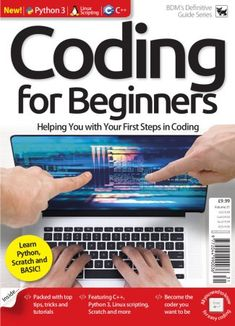 Coding for Beginners Vol 31 Learn Computer Coding, Start Coding, Coding For Kids, Computer Lessons, Computer Technology, Computer Science, Hologram Technology, Data Science, Claves Wifi